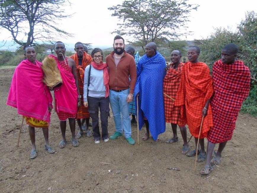 На гости на кенийските масаи