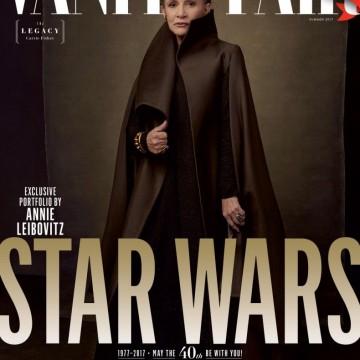 """Ани Лейбовиц със страхотна фотосесия на """"Междузвездни войни"""""""