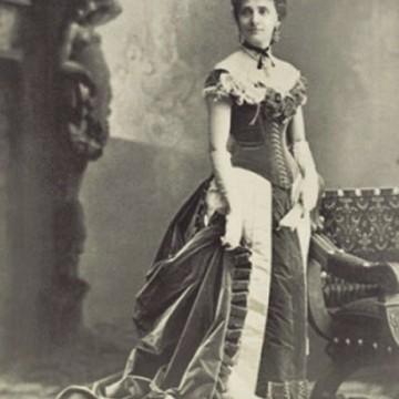 Мари Верне – първата манекенка в историята