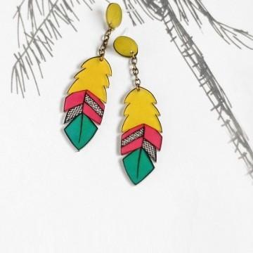 Лято с тропически полъх и пъстри цветове от MIHHA