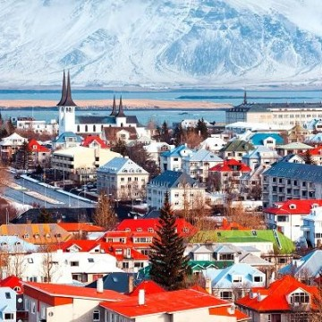 Рейкявик – от викингите до Бьорк