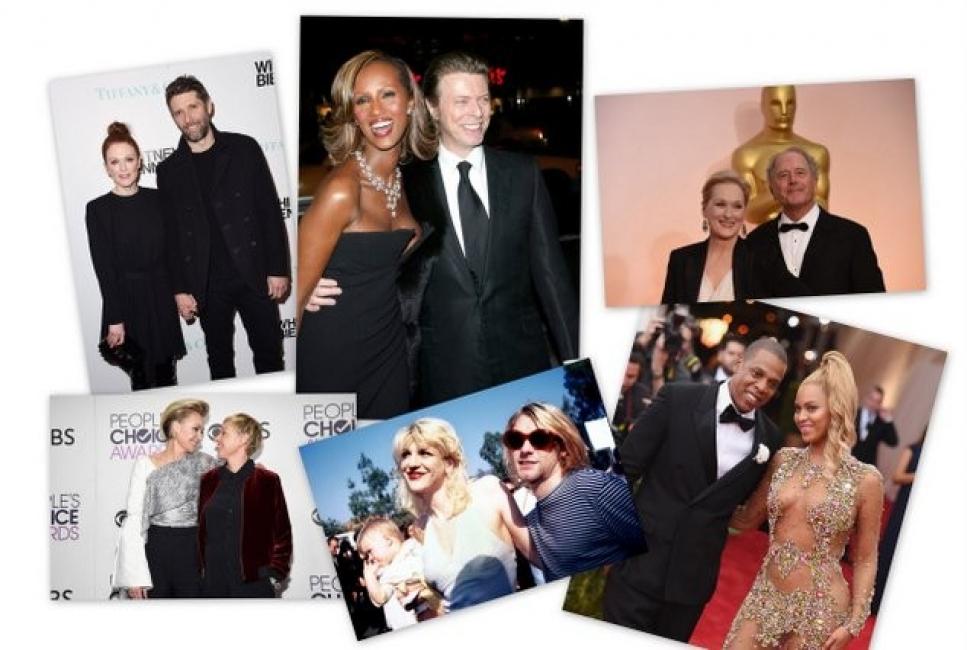 12 известни жени говорят за голямата си любов!