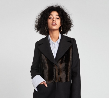 25 палта, които може да купите с намаление от ZARA