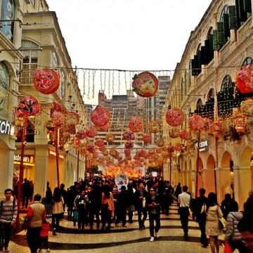 Макао – между Лас Вегас, Китай и Португалия