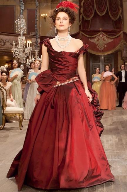 Вечен празник – червените рокли в киното