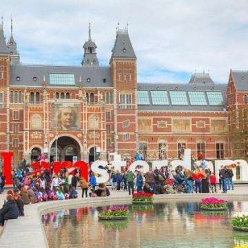 Амстердам, гостоприемният