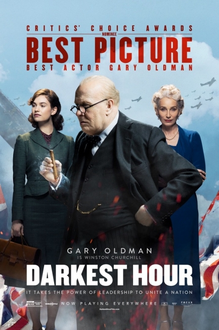"""Най-мрачният час"": Олдман, Чърчил, ""Оскар"""