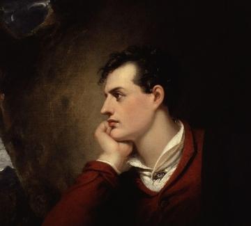 Лорд Байрон – скандален и омагьосващо очарователен
