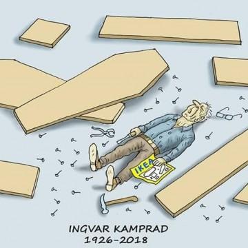 IKEA осиротя, да живее IKEA!