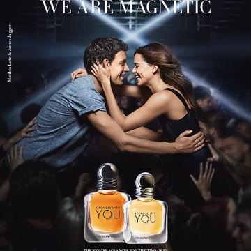 Подаряваме ви новите парфюми на Emporio Armani