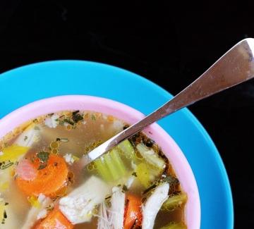 От А до Ям: Домашните бульони и пилешката супа за душата