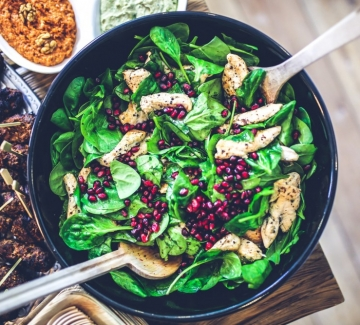 За важността на алкалните храни