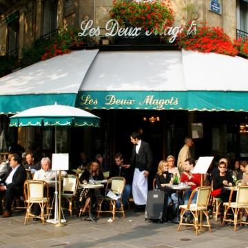 Разходка в Париж: 21 кокетни френски кафенета