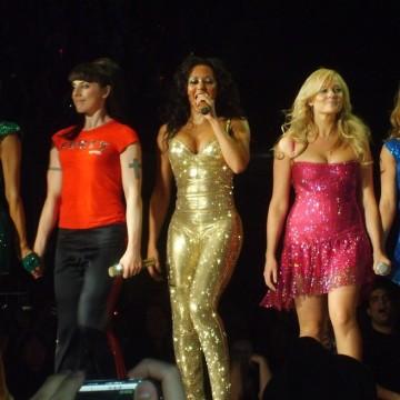 Spice Girls отиват на сватба