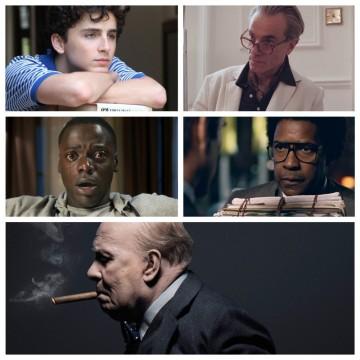 Оскари 2018: Номинации за главна мъжка роля