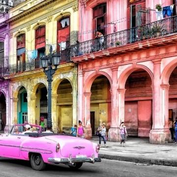 Хавана през камерата на един смартфон