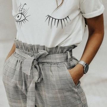 27 стайлинг идеи как да носим панталон с висока талия