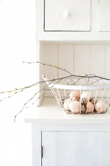 30 идеи как да имаме красиви великденски яйца, без да ги боядисваме