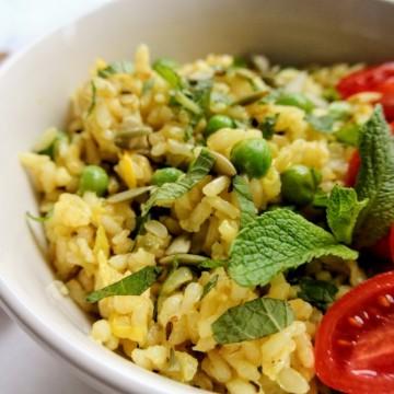 Вкусно по природа: Лимонов ориз