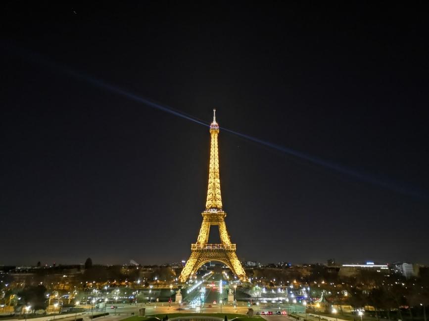 Аз, Париж и едно фотоприключение