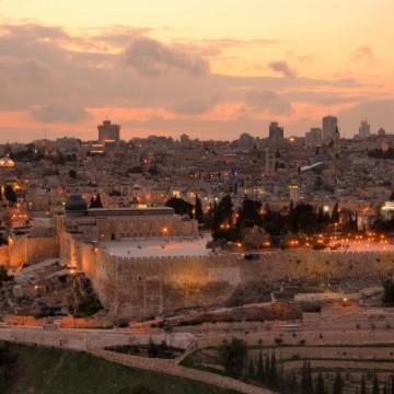 История за пътешественици: Йерусалим, свещеното място
