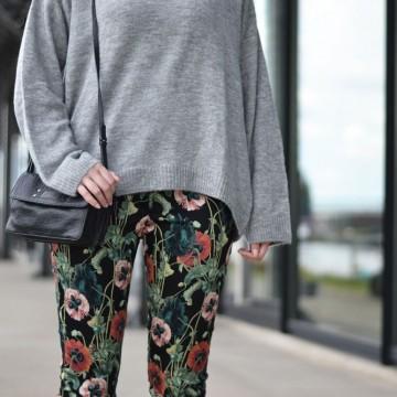 26 стайлинг идеи с панталон на цветя