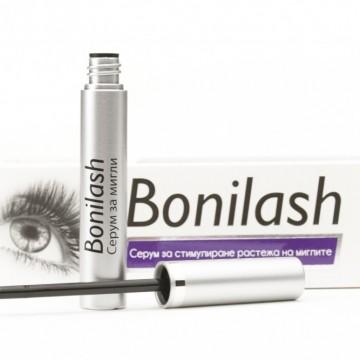 Подаряваме ви подхранващия серум за мигли Bonilash