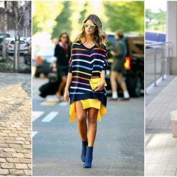 Да облечеш дъгата: 27 стайлинг идеи