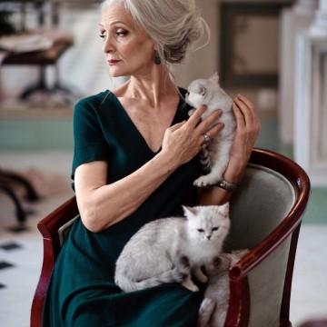 Oldushka или как в Русия прегръщат красотата на остаряването