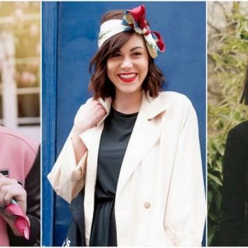 Нови 32 стайлинг идеи как да носим шал и през пролетта