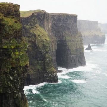 Като от приказка - величавите ирландски скали