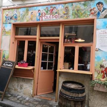 Миниатюрното ресторантче в Монмартър, където ядох охлюви за първи път