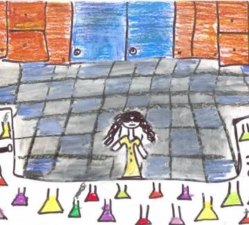 Джендър експеримент с детски рисунки и една хубава изненада