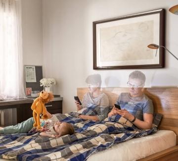 Липсващият човек пред екрана - 15 фотодоказателства как изчезваме