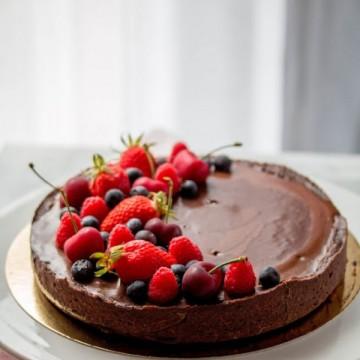 Вкусът на Франция: Много шоколадова торта!