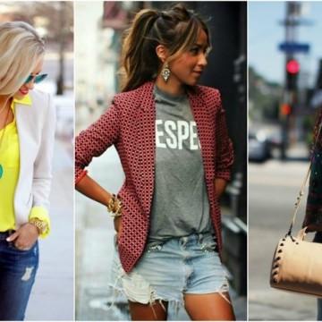 31 стайлинг идеи как да носите цветно сако