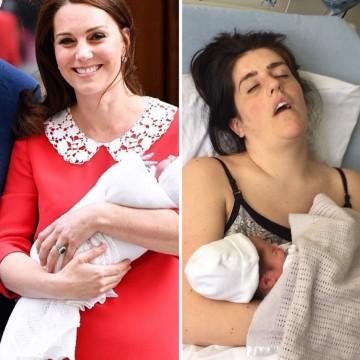 Как всъщност изглеждат жените след раждане?