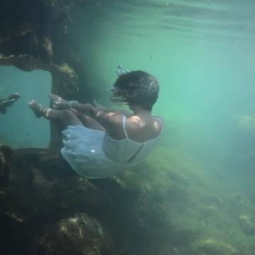 Има живот под водата!