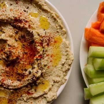 Вкусно по природа: Хумус от тиквички
