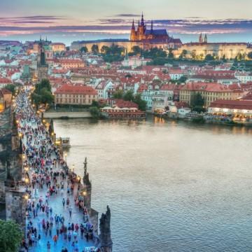 5 приказни легенди на Прага