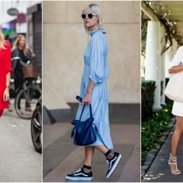 31 стайлинг идеи как да носите рокля тип риза