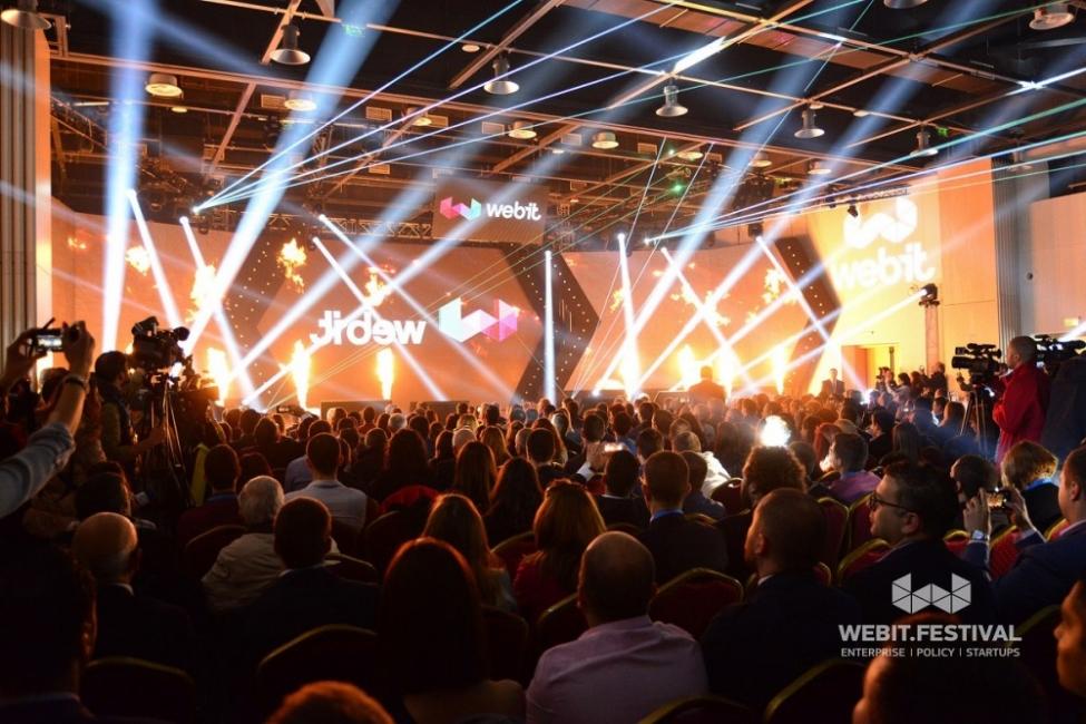 С над 200 фирми изложители изложбените площи на Webit.Festival Европа са почти напълно разпродадени!
