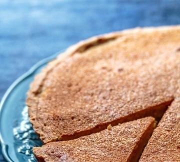 Вкусът на Франция: Френска тарта с ревен