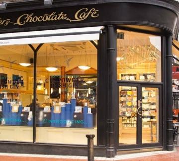 Butlers Chocolates или какво е да правиш шоколад в страната на уискито