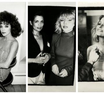 21 портрета от Анди Уорхол, които никой не е виждал досега