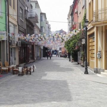 Обичам Пловдив и обичам чай