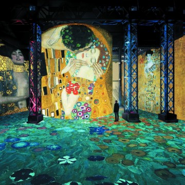 Невиждана изложба на Густав Климт