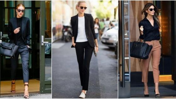 Елегантни в офиса: 27 стайлинг идеи с панталон