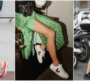 28 стайлинг идеи как да съчетаем пола и спортни обувки