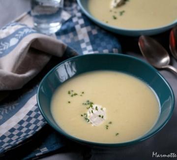 """Вкусът на Франция: Супа """"Вишисоаз"""""""